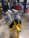 Mad Dog Engine back