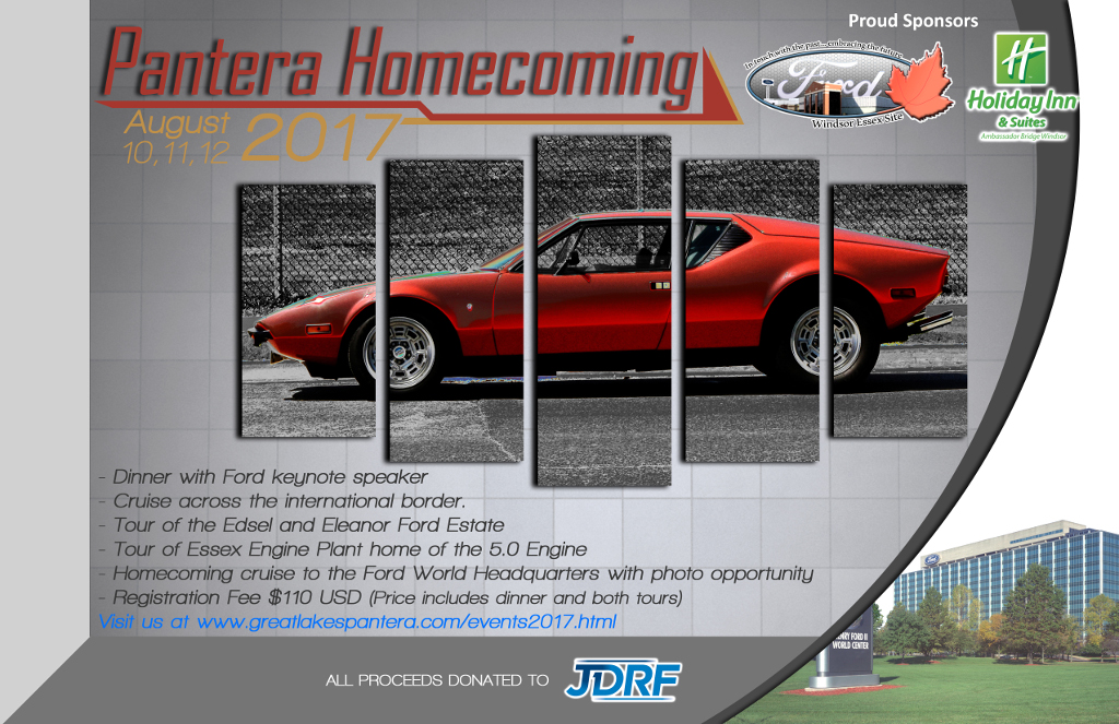 Pantera Homecoming
